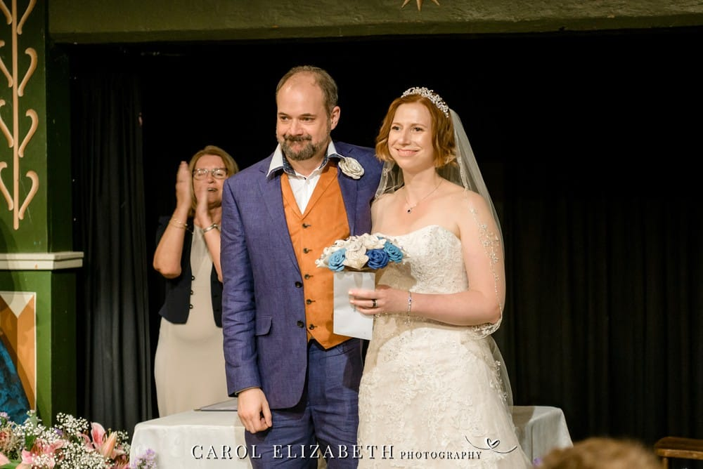 Professional Abingdon Abbey Wedding Photographer