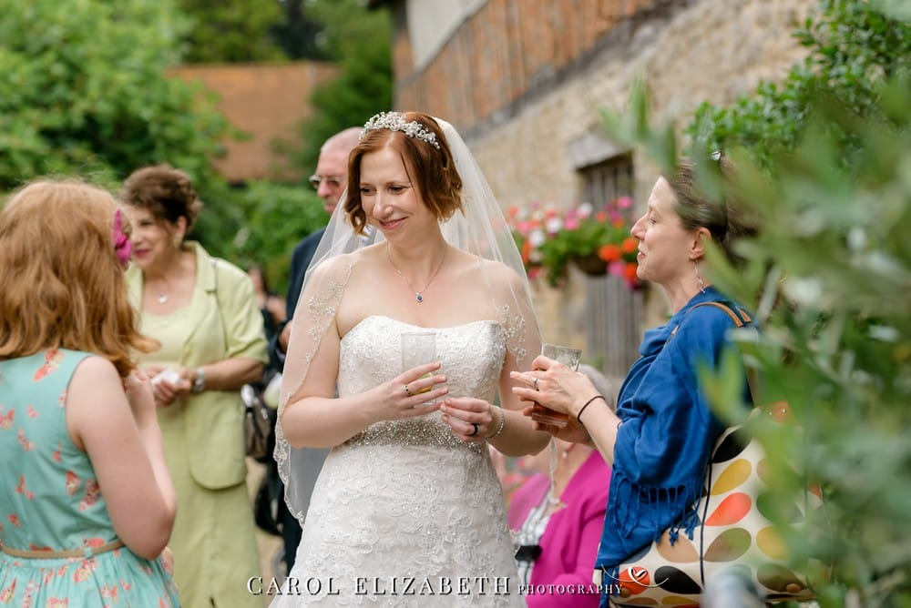 Reportage wedding photography Abbey Buildings Abingdon