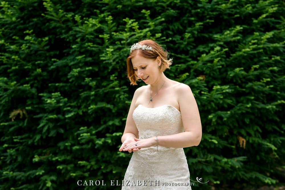 Natural Oxfordshire wedding photography
