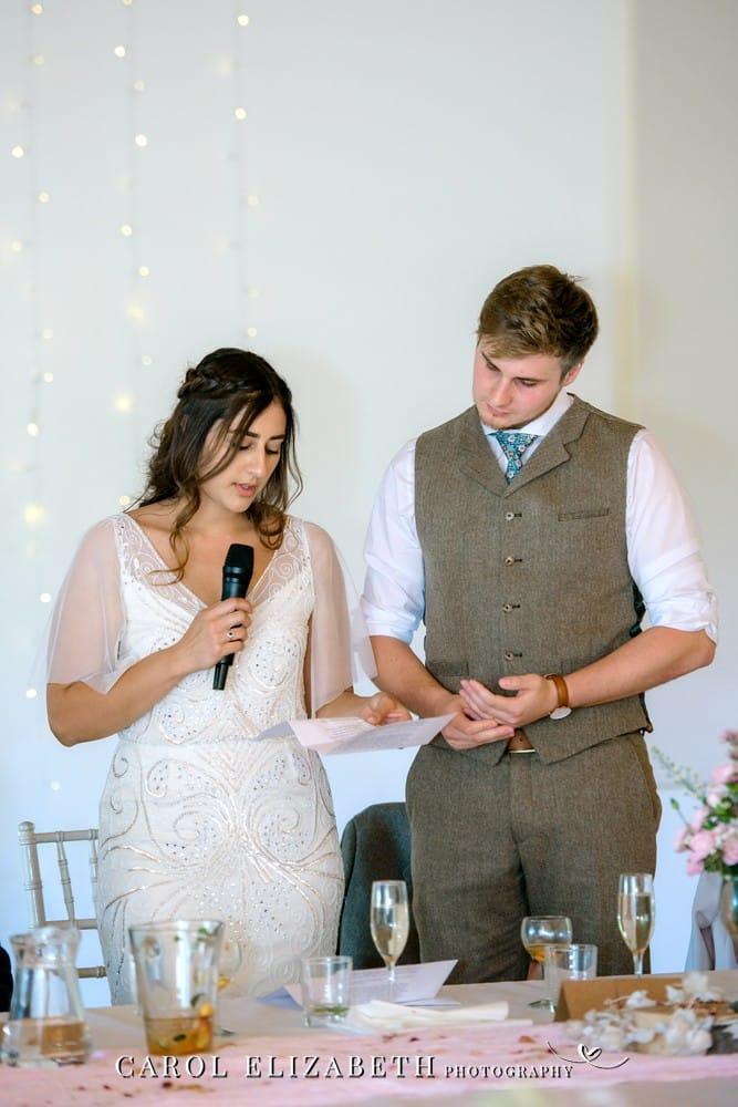 Weddings at Letcombe Regis village hall by Carol Elizabeth Photography