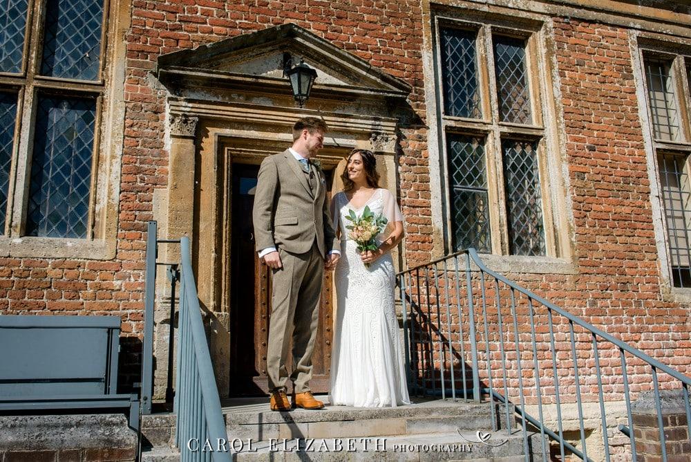 Weddings at Shaw House in Berkshire by Carol Elizabeth Photography