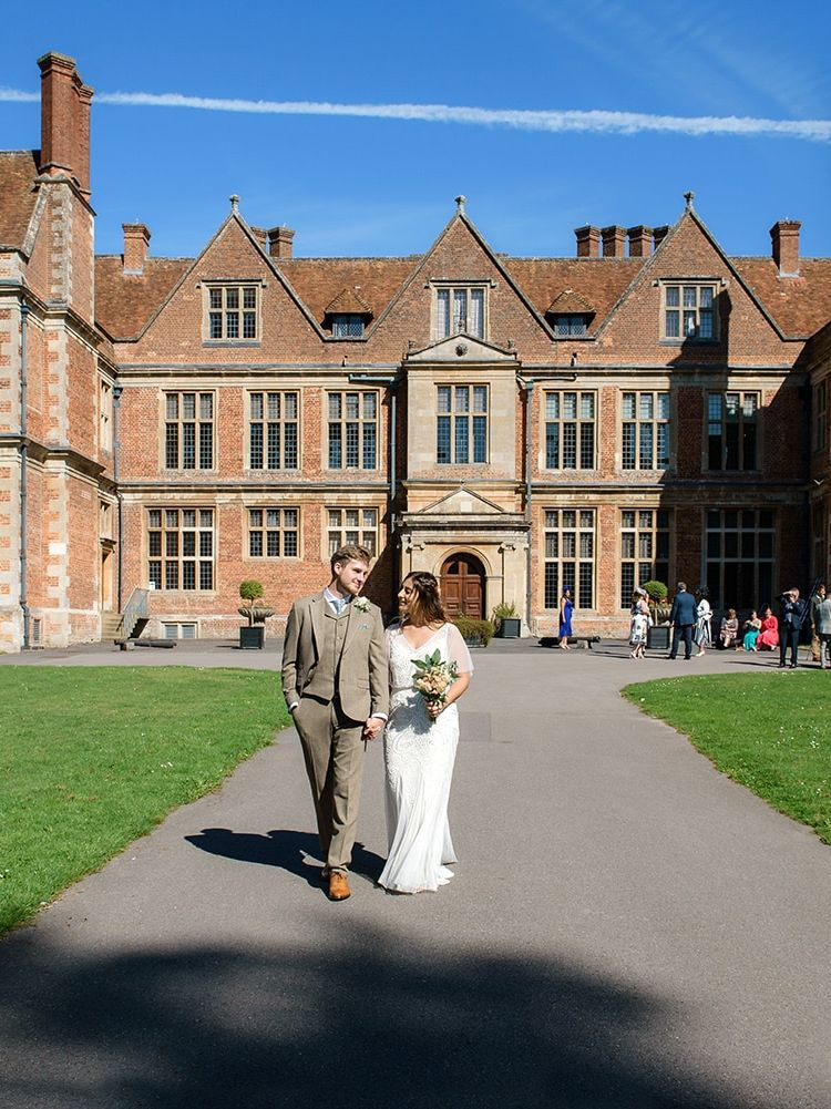 Weddings at Shaw House in Berkshire by Carol Elizabeth Photography