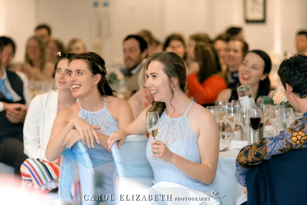 Oxford wedding photographer wedding speeches at Voco Oxford Thames