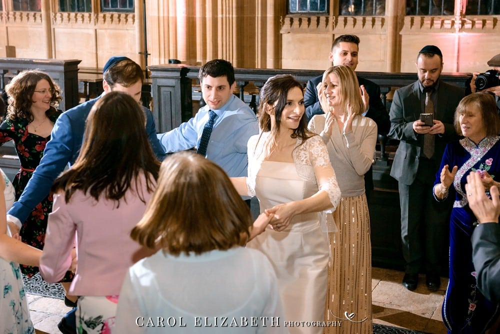 Bodleian Library wedding - Oxfordshire wedding photographer