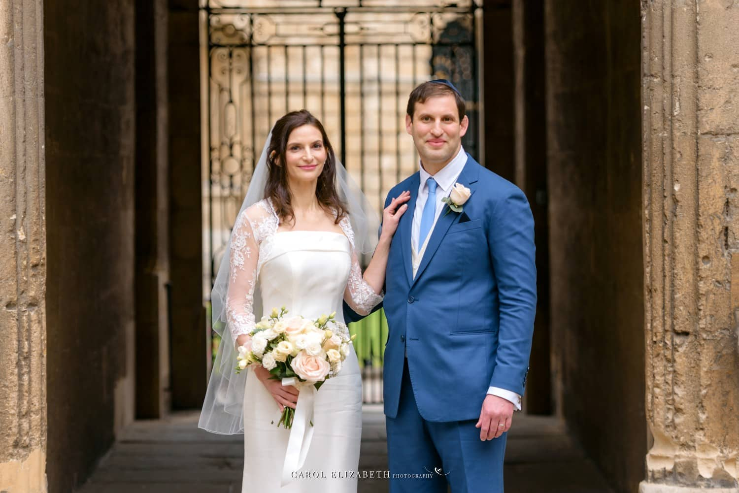Bodleian Library weddings - Oxfordshire wedding photographer
