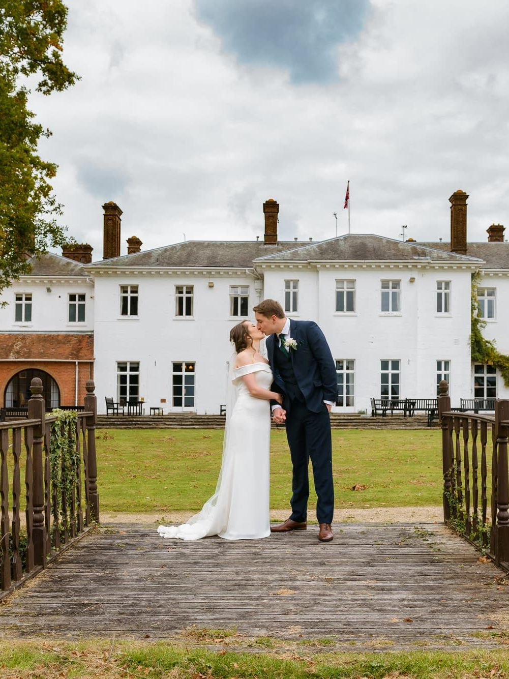 WEddings at Milton Hill House